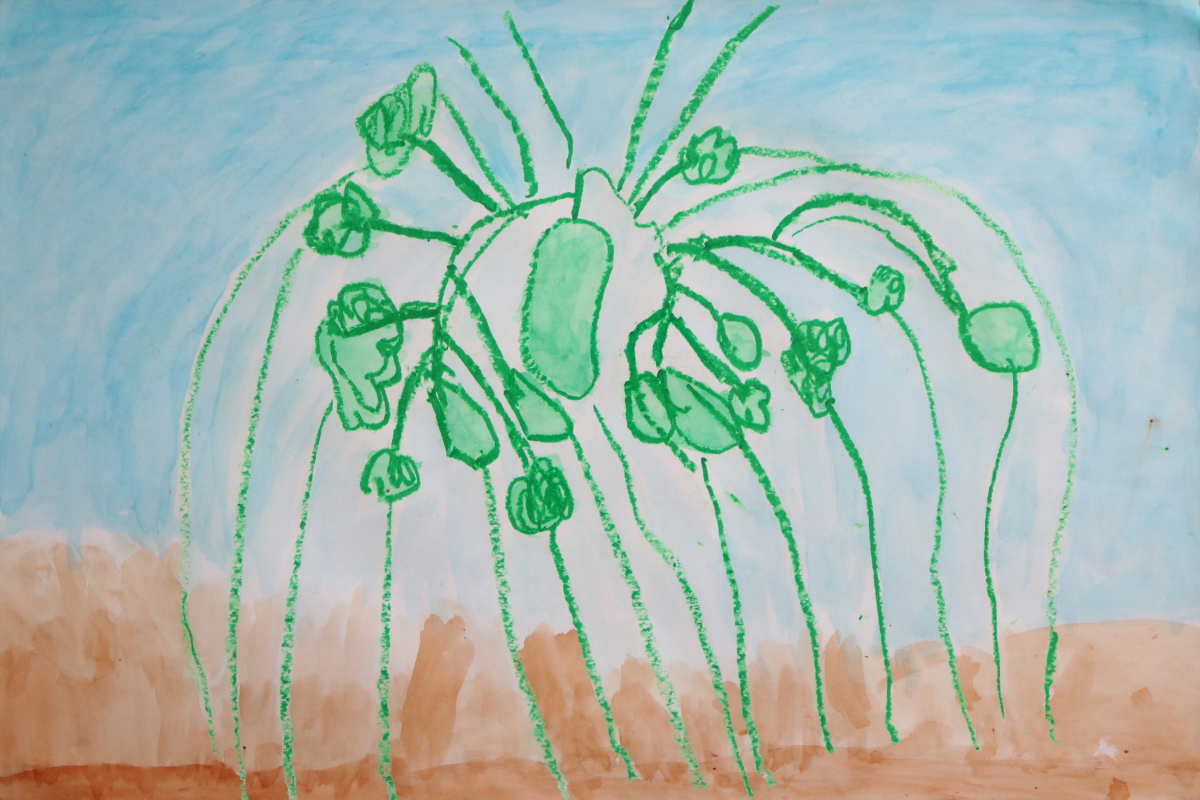 第26回花と緑の絵コンクール受賞作品(平成30年度)