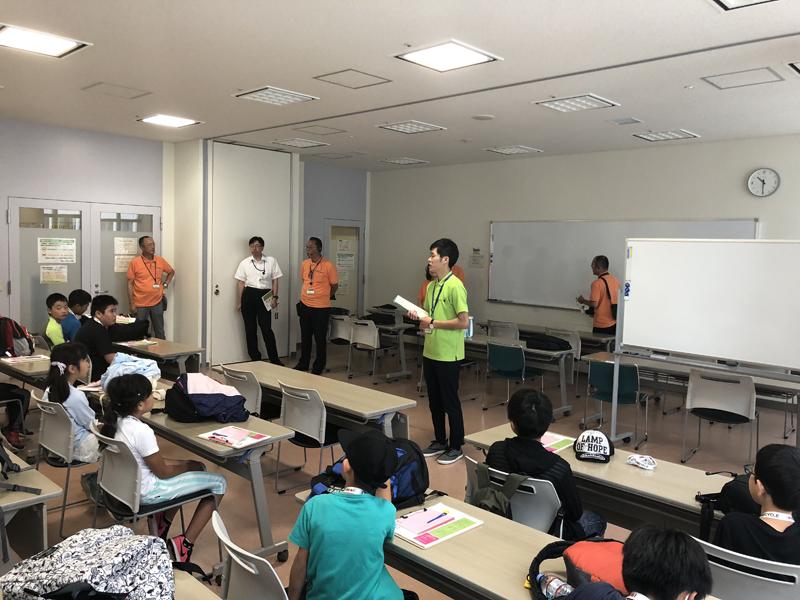 「リサイクルとECO体験ツアー」を開催しました。