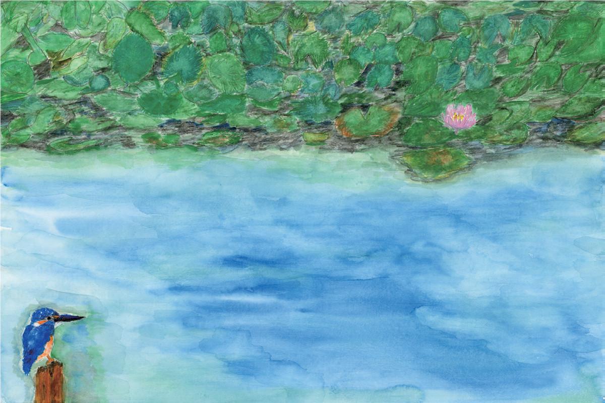 第28回花と緑の絵コンクール受賞作品(令和2年度)